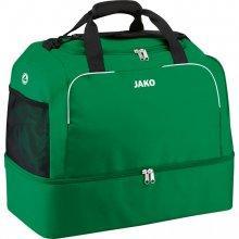 Сумка спортивная Jako Sports Bag Classico 2050-06-1 детская цвет: зеленый