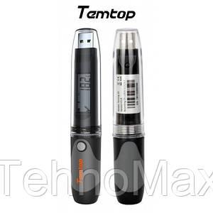 Регистратор температуры и влажности Temtop Temlog20H (-30...+70 °C; 10-95%) Память 32000. PDF