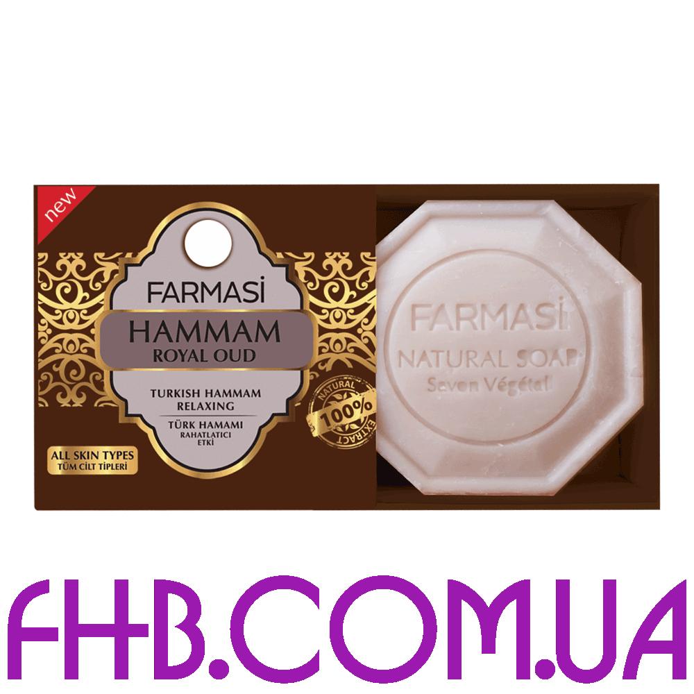 Натуральне мило Hammam Royal Oud