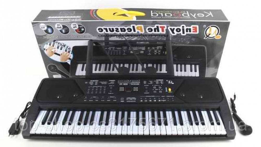 MQ021UF61 Музыкальный орган с микрофоном