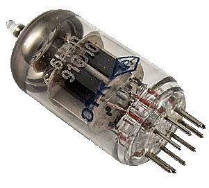 Лампа 6Н5П Двойной миниатюрный триод