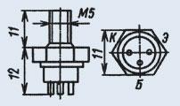 Транзистор 2Т904А эпитаксиально-планарные