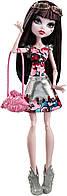 Дракулаура Бу Йорк монстер хай. Monster High Boo York, Boo York Frightseers Draculaura Doll, фото 1