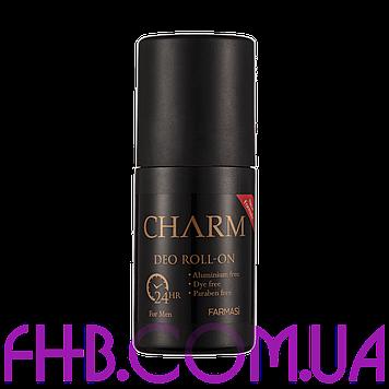 Чоловічий роликовий дезодорант Charm