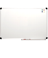 Доска маркерная, сухостираемая, в рамке S-line – 1500x1200 мм; код – 111015, фото 1