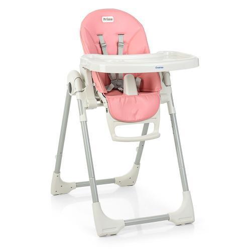 Стульчик для кормления ME 1038 Prime Flamingo розовый