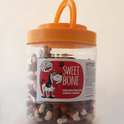 Sweet Bone Мясо Курицы На Косточке Для Зубов 500 Г
