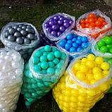 Набор мячей для сухого бассейна, фото 7