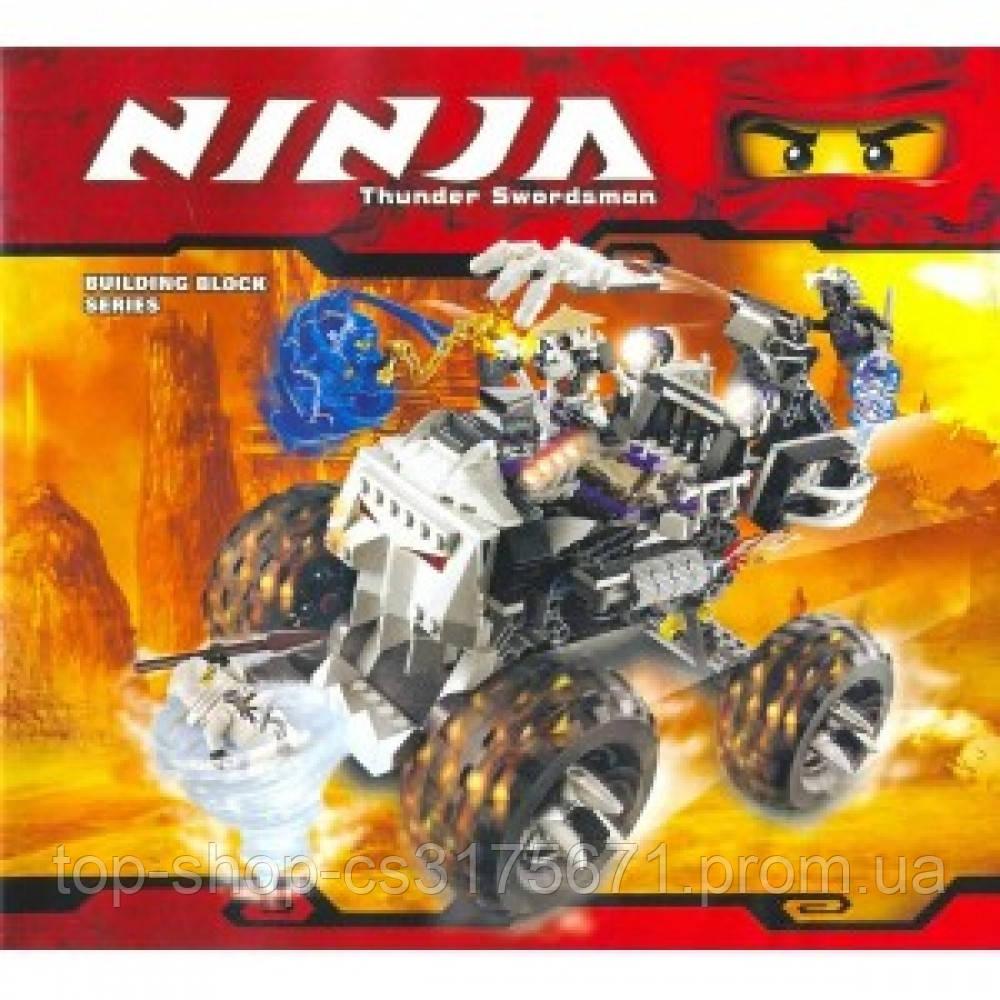 Конструктор NINJA BELLA 9736