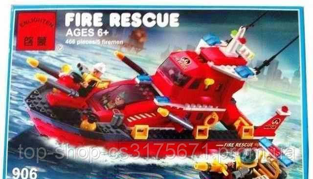 906 Брик Пожарная серия