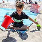Пляжный коврик Антипесок Sand Free Mat - Лучшая Подстилка на пляж Качество + Подарок!, фото 8
