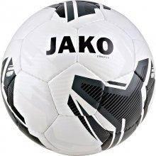 Мяч футбольный Jako Striker 2.0 размер 5 2353-21 цвет: белый/черный