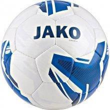 Мяч футбольный Jako Striker 2.0 размер 4 2353-04 цвет: белый/синий