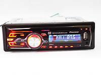 Автомагнитола 1DIN DVD-8250   Автомобильная магнитола   RGB панель + пульт управления