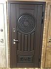 """Входная дверь """"Портала"""" (серия Премиум) модель Оскар ( АМ-7 ), фото 2"""