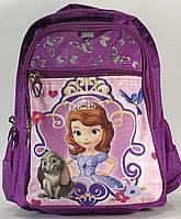 """Рюкзак шкільний для дівчинки 1-4 класи FAVOR """"Принцеса Софія"""""""