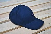 Молодежная синяя кепка/бейсболка томми хилфигер (TOMMY HILFIGER), весна/лето реплика, фото 1
