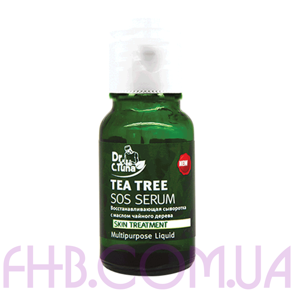 Сироватка SOS Tea Tree