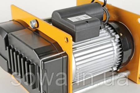✔️ Тельфер горизонтальный Euro Craft KDL  / 2200 Вт, 1000.0 (кг) / Гарантия качества, фото 2