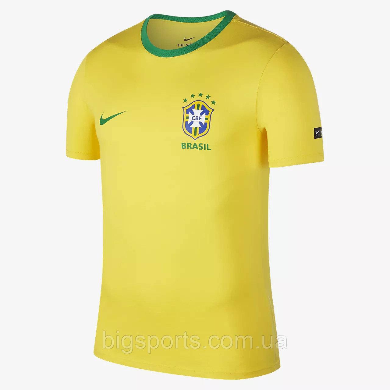 Футболка муж. Nike Cbf M Nk Tee Crest (арт. 888320-749)