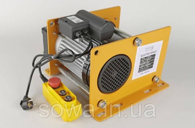 ✔️ Тельфер горизонтальный Euro Craft KDL 1000.0 (кг)