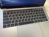"""Накладка на клавіатуру MacBook Pro 13, 15"""" Touch Bar з російськими літерами, фото 8"""