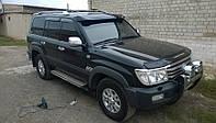 Козирьок на лобове Toyota LС 100