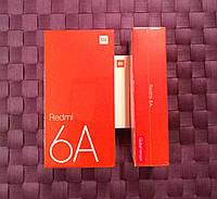 Смартфон Xiaomi Redmi 6a 2/16 Black. Global version. Гарантия 12 месяцев. Обновление по оздуху.