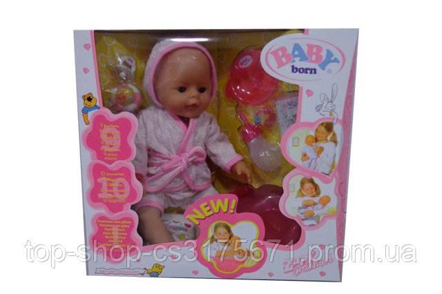 863578-18 Пупс  Baby Born