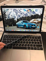 Накладка на клавиатуру MacBook 12, Pro 13 с русскими буквами (2016-2017), фото 3
