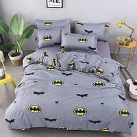 Комплект детского постельного белья Бэтмен, Бязь голд