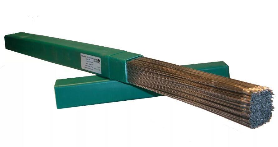 Пруток Ø2,4 мм ER4043 для сварки алюминиевых сплавов (упаковка 0,5 кг)