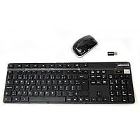 Комплект беспроводная клавиатура и мышь Medion MD 86360, фото 1