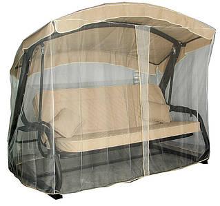 Москитная сетка (шатер) универсальная для качелей на 60й и 45й трубе