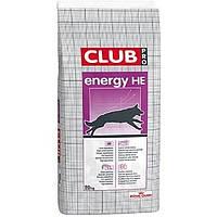 Корм для активных собак крупных пород- Royal Canin CLUB НЕ, 20 кг