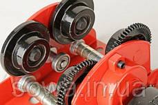 Пересувний механизм для тельфера Euro Craft до 1 т , фото 3