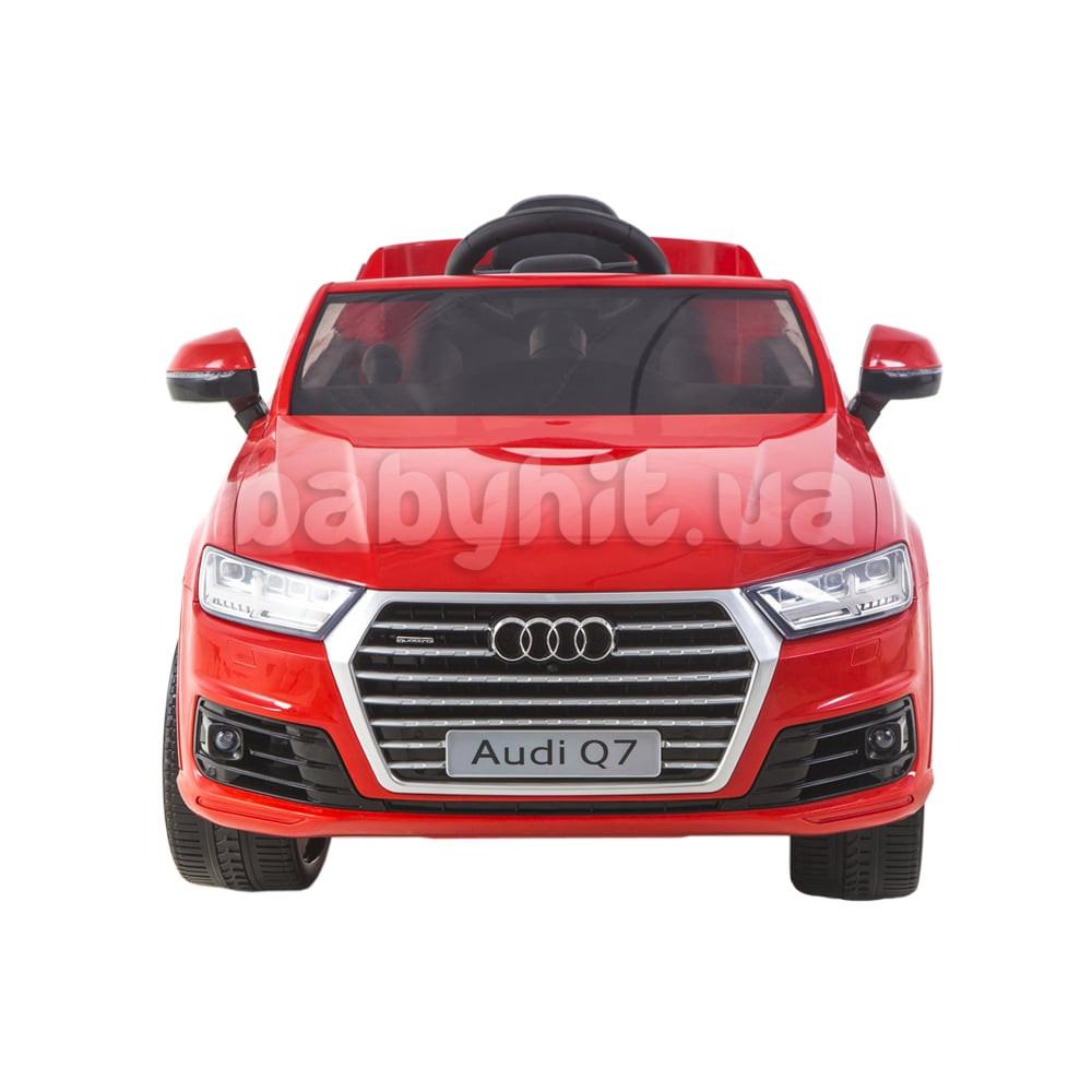 Дитячий електромобіль Babyhit Audi Q7 Red