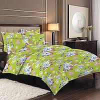 Комплект детского постельного белья Пони (MY LITTLE PONY), Бязь голд Зеленый