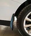 Брызговики MGC FORD Focus 3 седан (Форд фокус) 2012-2018 г.в. комплект 4 шт 1722673, 1722186, фото 7