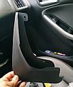 Брызговики MGC FORD Focus 3 седан (Форд фокус) 2012-2018 г.в. комплект 4 шт 1722673, 1722186, фото 9