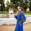 """Платье вышиванка в стиле бохо """"Колорит"""", фото 2"""