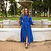 """Платье вышиванка в стиле бохо """"Колорит"""", фото 6"""
