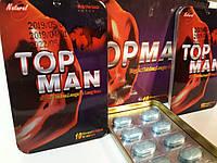 Top Man 10 шт топ мен для потенции и лучшей эрекции сильный препарат