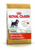 Корм для шнауцеров- Royal Canin SCHNAUZER ADULT,500 г