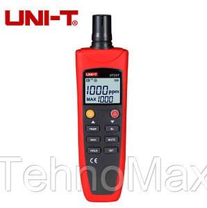 Детектор угарного газа (CO) UNI-T UT337A (0-1000 ppm)