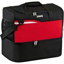 Сумка спортивная Jako Sports Bag Competition 2.0 2018-01 цвет: черный/красный