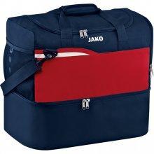 Сумка спортивная Jako Sports Bag Competition 2.0 2018-09 цвет: темно-синий/красный