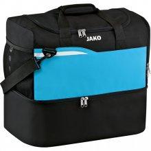 Сумка спортивная Jako Sports Bag Competition 2.0 2018-45 цвет: черный/голубой