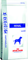 Корм при хронической почечной недостаточности- Royal Canin Renal,14 кг для собак