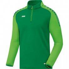 Реглан Jako Zip-top Champ 8617-22 цвет: зеленый